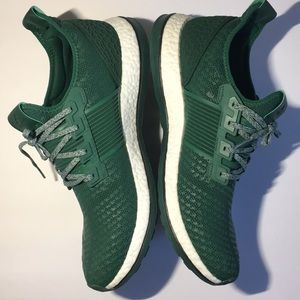 Men's Adidas Pure Boost sneaker size 15 green